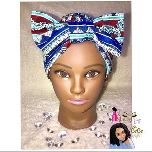 Pre-Knotted HeadWraps